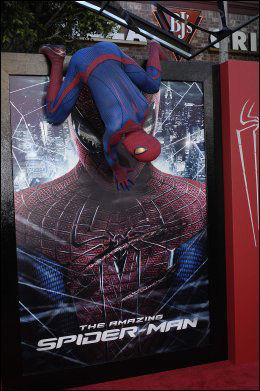 PETTER-NED-HAN-DATT: Som i sangen falt den siste Spider-Man-filmen ned fra toppen. Likevel hadde den en lagt sterkere åpningshelg. Foto: Twentieth Century Fox Film Corporation