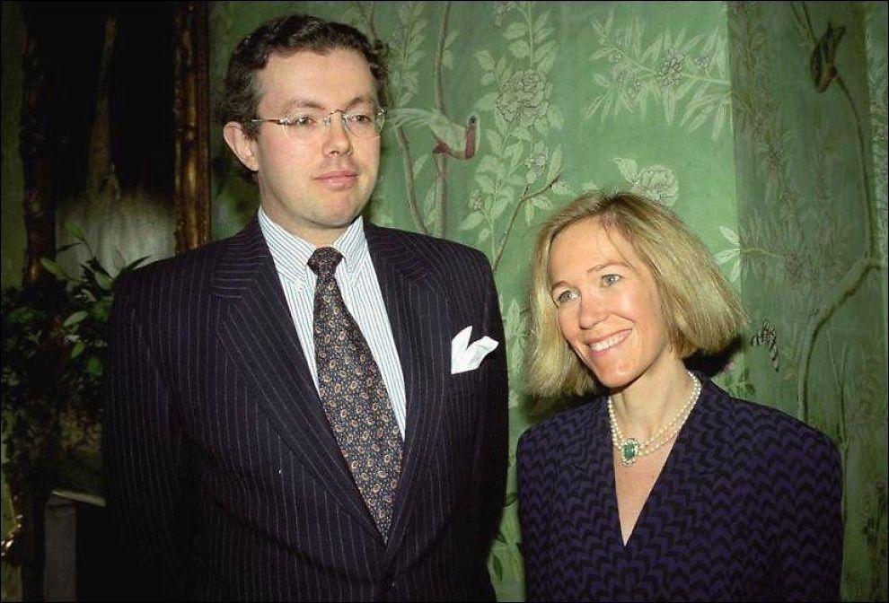 MISBRUKTE NARKOTIKA: Både Hans Kristian Rausing og nå avdøde Eva Rausing hadde lenge slitt med narkotikaproblemer da Eva ble funnet død i London 10. juli. Foto: ALAN DAVIDSON/ AP