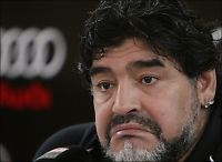 Maradona kaller Boca-stjerne for «forræder»