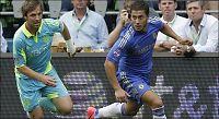Hazard og Marin scoret i Chelsea-debuten