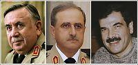 Assad-regimets innerste krets slår sprekker