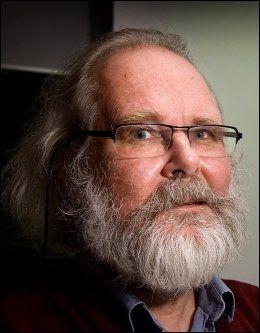 PEST-EKSPERT: Nils Christian Stenseth, professor i biologi ved Universitetet i Oslo, kan mye om pest og har skrevet flere forskningsartikler om sykdommen. Foto: Jan Petter Lynau / VG