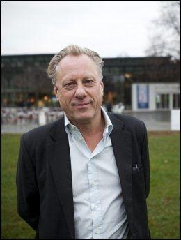 AVLYSTE UTSTILLING: Direktør ved Munch-museet Stein Olav Henrichsen