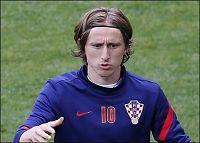 AVB om Modric: - Han tar feil