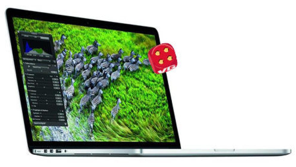 Apple MacBook Pro med Retina-skjerm. (Foto: Apple)