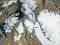 Isen på Grønland smelter raskere enn noensinne