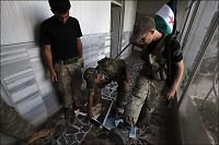 Rapport: Vestlig intervensjon nærmer seg i Syria