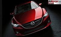 Nytt Mazda-flaggskip stilles ut i Moskva