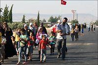 - Tyrkia stenger grensepostene mot Syria