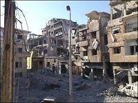 Syriske styrker flyttes til Aleppo