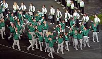 Irsk OL-deltaker mistenkt for ulovlig spill