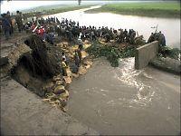 Nord-Korea varsler mer regn etter fatal flom