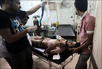 Beskylder Israel for å være hjernen bak krisen i Syria