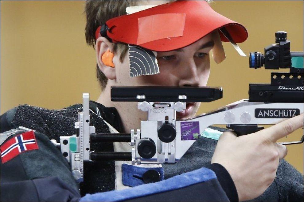 REVANSJ: Ole Magnus Bakken var skuffet over plasseringen i sin første OL-konkurranse, men skuffet over at han kom sist i finalen. I dag kan han revansjere finaletapet. Foto: Heiko Junge / NTB scanpix
