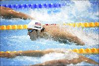 OL-kongen Michael Phelps satte ny historisk rekord