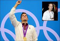 OL-vinner gir medaljekopi til Dale Oens familie