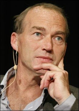 PROFESSOR: Thomas Hylland Eriksen ved Sosialantropologisk institutt. Foto: NTB scanpix