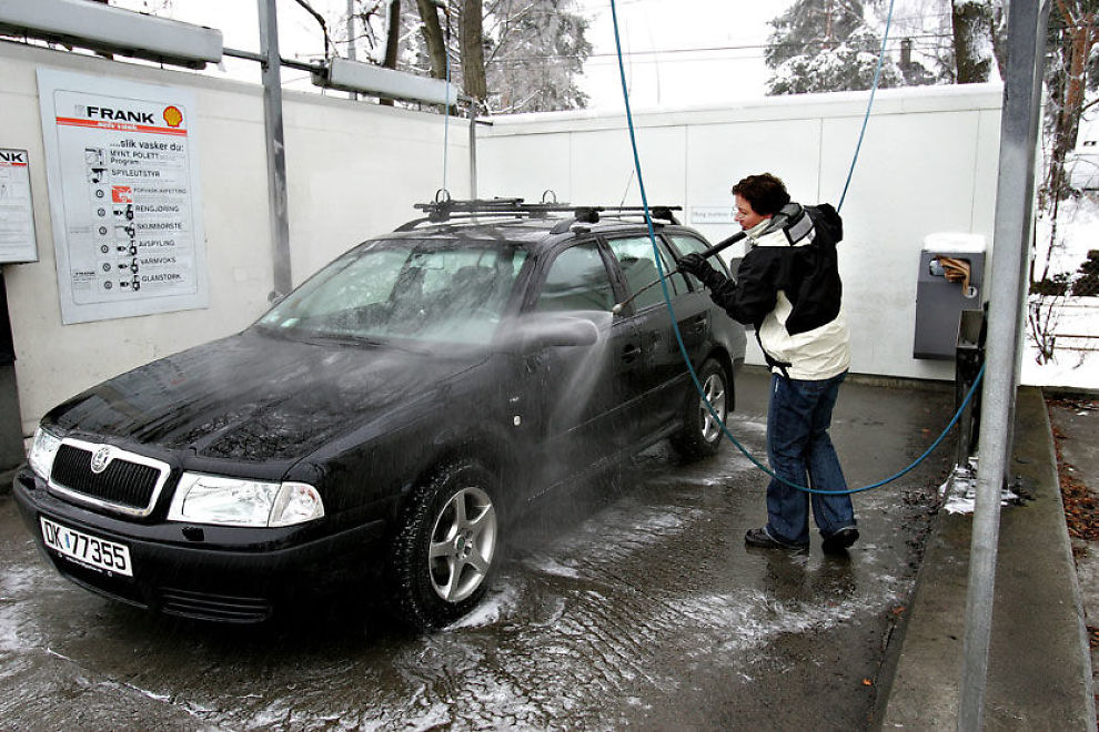 Vaske bilen med grønnsåpe? - Bil - VG Nett Debatt