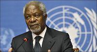 Kina beklager at Annan trekker seg