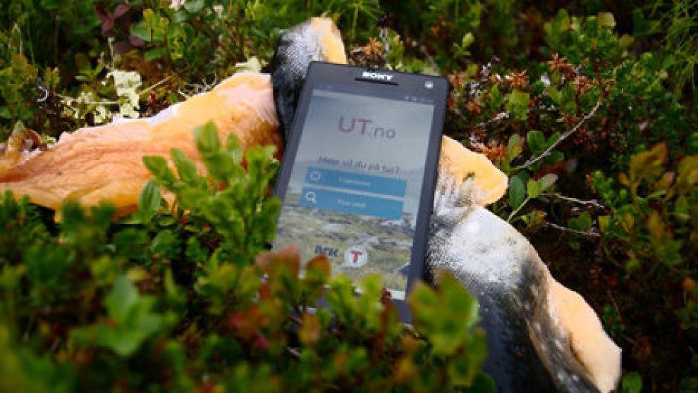Glad i turer i skog og mark? Da er denne appen noe for deg.