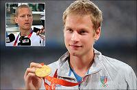 OL-mester kritiserte Tysse - selv tatt i doping