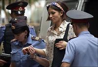 Vil fengsle russisk jenteband i tre år