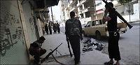 Offensiv i Aleppo skal presse opprørerne