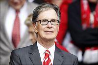 Liverpool-eier åpner for salg av Anfield-navnet
