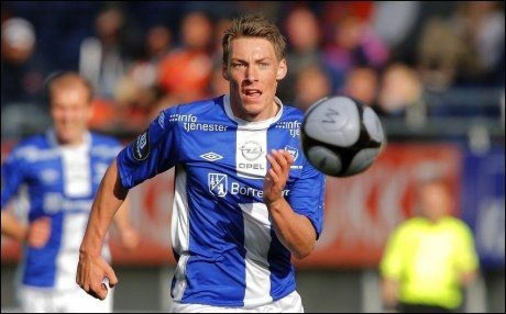 MOLDE-KLAR: Magnar Ødegaard er klar for Molde. Foto: Svein Ove Ekornesvåg, NTB Scanpix