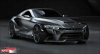 Vill sportsbil fra Spania