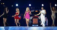 Spice Girls avsluttet OL - fortsatt like hete