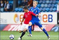 Forvarsglipp ødela for U21-landslaget