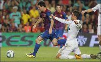 Messi mener Ronaldo-rivaliseringen er medieskapt