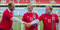 Fotballforbundet og UD med unikt samarbeid