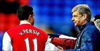 Wenger om van Persie-salget: - Hadde ikke noe valg