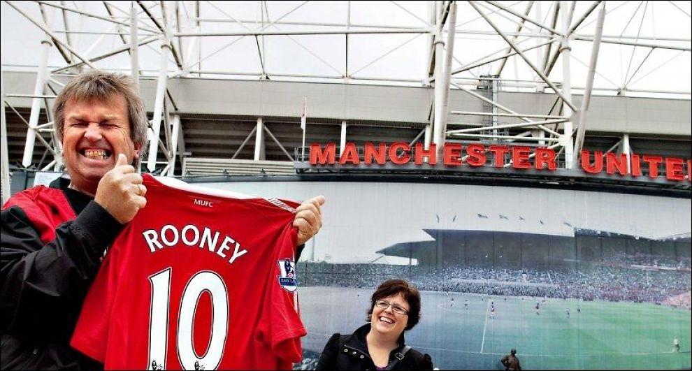 TØFF START: Det har ikke vært noen god start for Manchester United på New York-børsen. Foto: FREDRIK SOLSTAD / VG