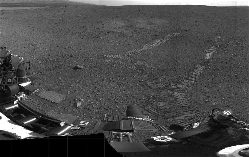Her er beviset på at «Curiosity» fungerer