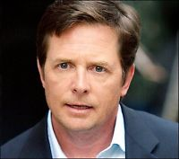 michael j fox död