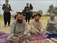 Vestlige gisler i Mali vist på video