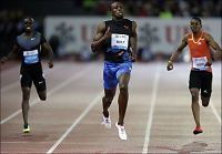 Bolt cruiset inn til Diamond League-seier