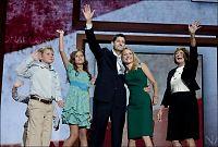 Visepresidentkandidat Ryan gråt da han hyllet mamma