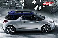 Citroën med nesten-kabriolet