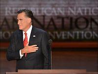 Romney tar ledelsen i meningsmåling