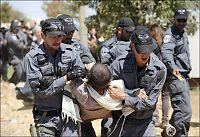 Jødiske familier tvunget på flukt fra Vestbredden