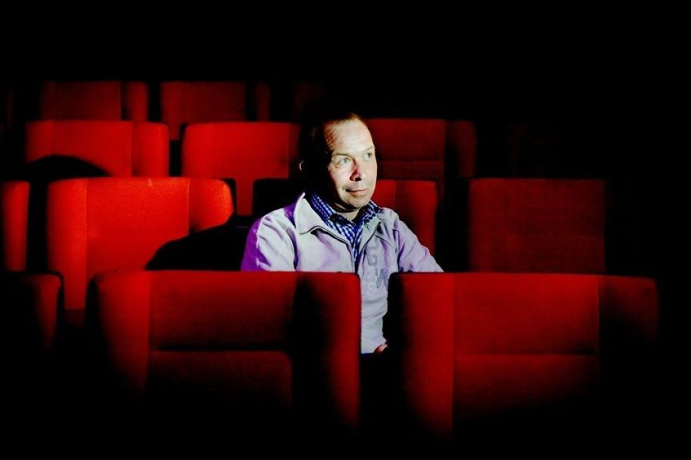 ÅPENHJERTIG: Brede Bøe gir av seg selv til støtte for Arbeiderpartiets Thor Erik Forsberg. Han ber politikere passe sine egne saker. Foto: Linn Cathrin Olsen, VG.