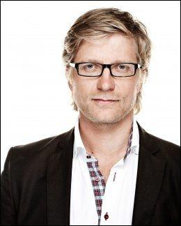 BEKREFTER: Svein Tore Bergestuen, kommunikasjonsdirektør i TVNorge, bekrefter at Max sender alle Norges bortekamper i VM-kvalifiseringen i fotball. Foto: TVNorge