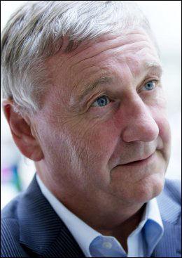 IKKE BEKYMRET: TV2s sportsredaktør Bjørn Taalesen. Foto: Marius Knutsen, VG