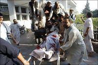 - Minst 25 drept i selvmordsangrep i Afghanistan