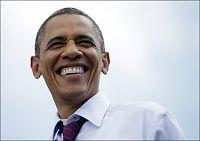 Forventer ny stjernetale fra Obama