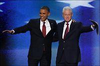 Obama taus før skjebnetale